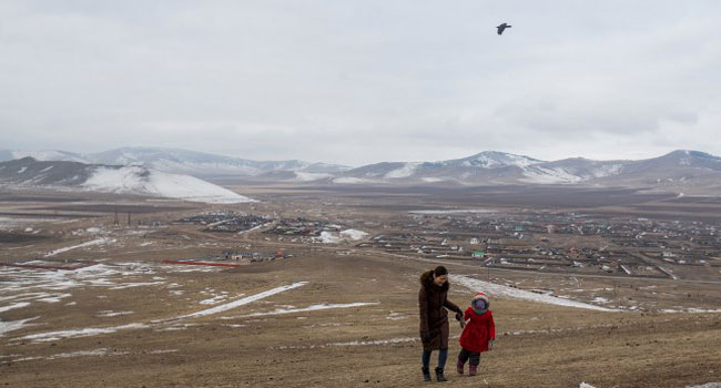 Toxic Air Tears Apart Families In Mongolia