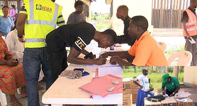 NEMA Distributes Relief, Empowerment Items To 785 Flood Victims In Ogun