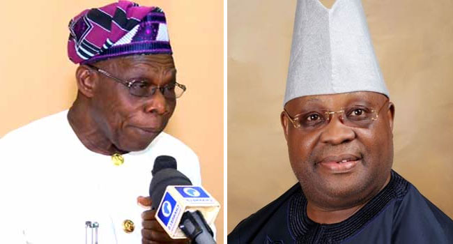 Adeleke's Victory: Tribunal Nullified 'What Was Clearly An Illegality' – Obasanjo