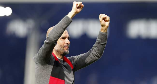 Guardiola Salutes 'Incredible' City After Beating Fulham