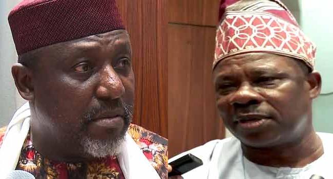 APC NWC Suspends Okorocha,Amosun