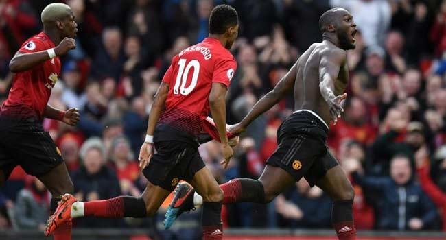 Lukaku Strikes As United Beat Southampton