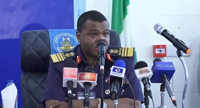 Nigerian Air Force To Provide Logistics For Supplementary Elections