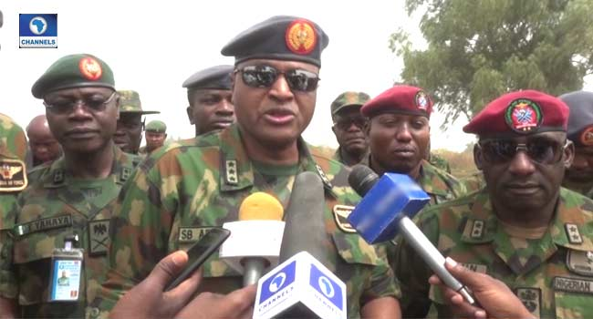 Air Force Trains Personnel To Tackle Terrorism, Armed Banditry