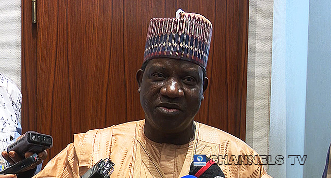 Lalong Confident Of Victory Ahead Of Plateau Supplementary Election