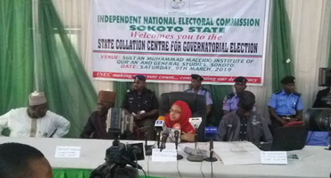 Sokoto Governorship Election Declared Inconclusive