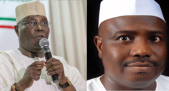 Atiku Congratulates Tambuwal On Re-election As Sokoto Governor