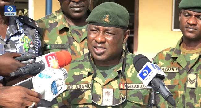 Electoral Violence: Army Hands Over 44 Suspects To Police In Taraba