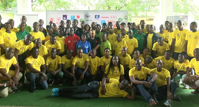 Team Nigeria depart for Special Olympics World Summer Games