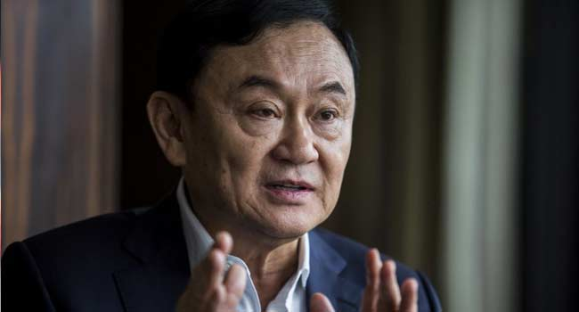 Thai Ex-PM Thaksin Alleges Election Marred By Irregularities