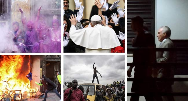 This Week Around The World In Pictures [March 16-22]
