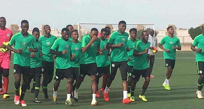 Olympic Eagles Set For Libya Clash In Tunisia