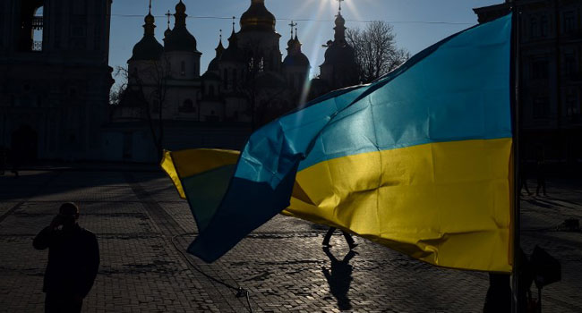 Ukraine First Lady Hospitalised With Pneumonia
