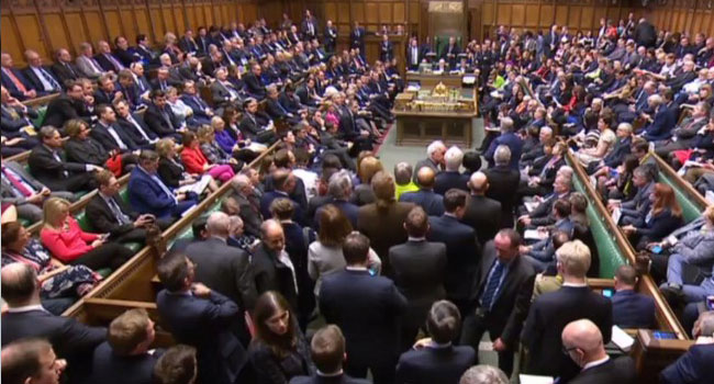 British MPs Seek New Path For Brexit