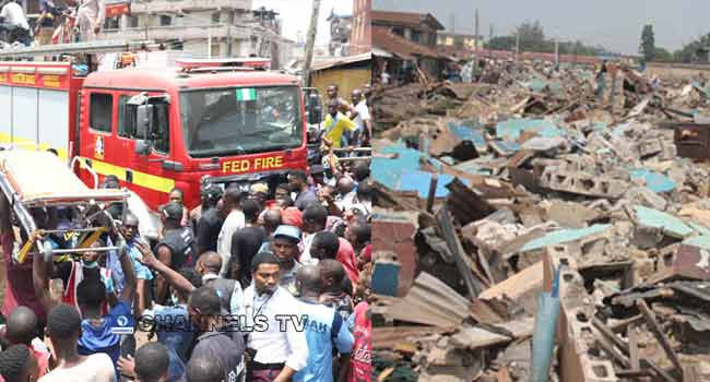 SERAP Asks Lagos, Oyo Governments To Compensate Building Collapse Victims