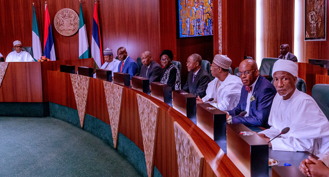 Buhari Inaugurates Committee For Autonomy Of State Judiciary, Legislature