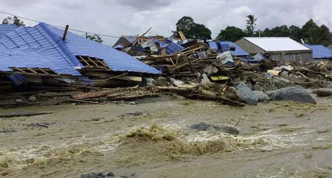 Flash Floods Kill 58 In Indonesia