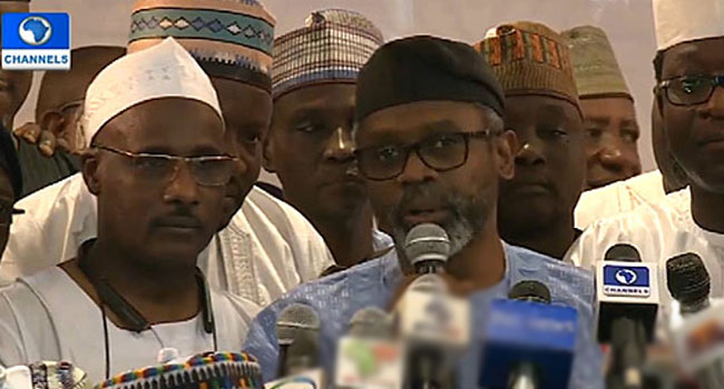 APC Adopts Femi Gbajabiamila As Candidate For Speaker