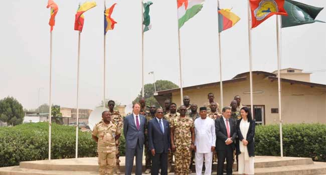 UN, EU Delegation Visits MNJTF Headquarters, Proffers Solutions To Insurgency