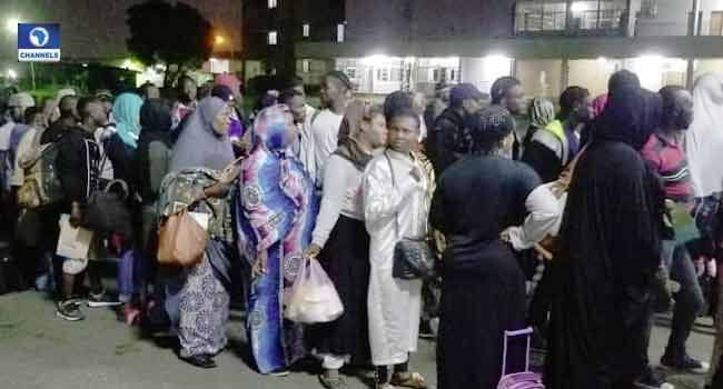 NEMA Receives Another 174 Nigerian Returnees From Libya