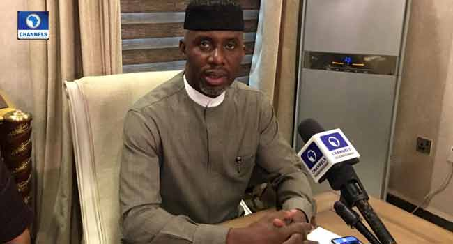 Uche Nwosu Campaign Organisation Asks Security Agencies To Probe Imo REC