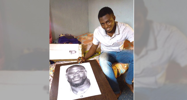 Nigerian Artist Reaches Out To Kevin Hart, Now His Dream Is Becoming Real