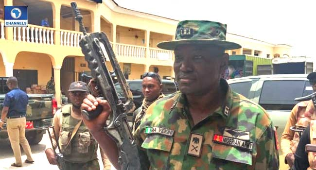 Nasarawa Attack: Army Vows To Track Down Perpetrators