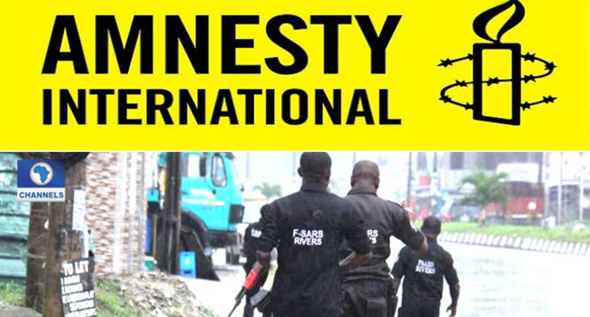 #EndSARS: Nigerian Justice System Has Failed To Prevent, Punish Torture – Amnesty International