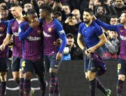 Barcelona A 'Little Closer' To La Liga Title After Atletico Win