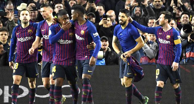Barcelona A'Little Closer' To La Liga Title After Atletico Win