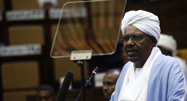 Large Sums Of Cash Found In Al-Bashir's Home – Report