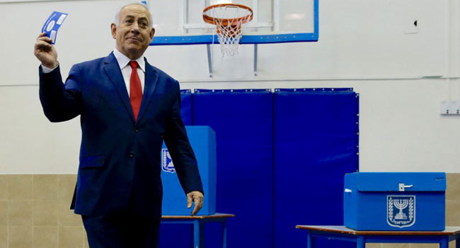 Netanyahu, Gantz Both Claim Victory In Israeli Polls