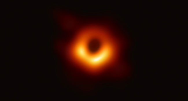 First-Ever Black Hole Image Released