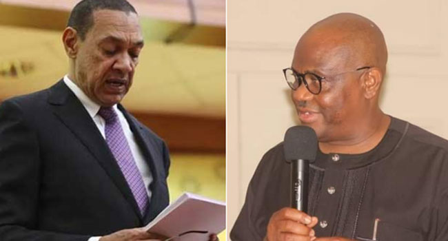 You Are A Man Of The People, Senator Ben Murray-Bruce Salutes Wike