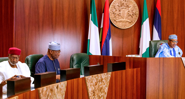 President Buhari Give Ministers Deadline To Submit 'Status Reports'