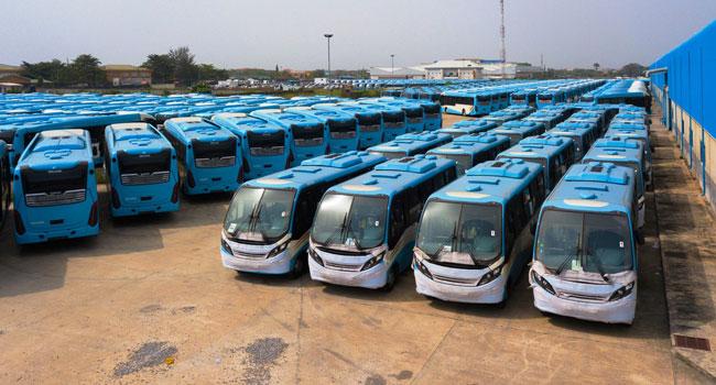 Okada Ban: Lagos Deploys 65 Buses Across Major Routes