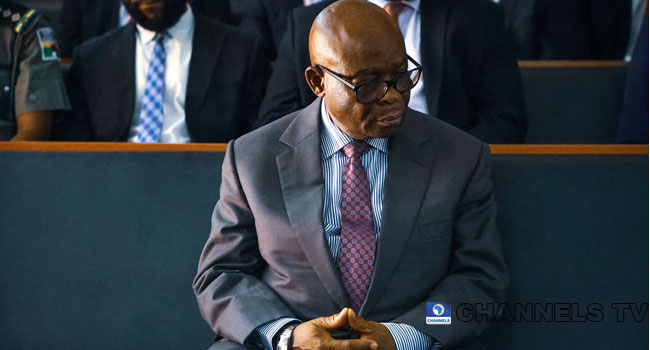 Tribunal removes Onnoghen as CJN, NJC boss, to forfeit N26.8m, $56,000