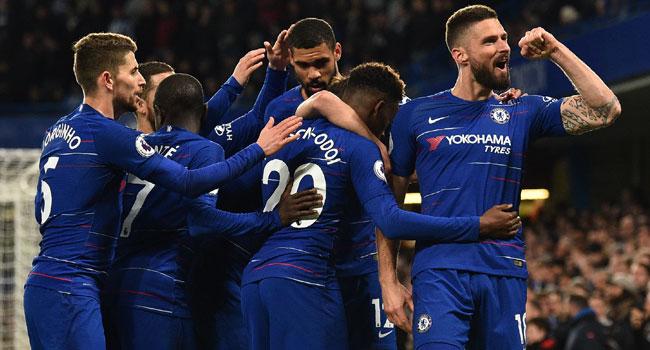 Chelsea's Three-Goal Thriller Against Brighton Eases Pressure On Sarri