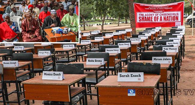 PHOTOS: Parents, Activists Mark Five Years Of Chibok Girls' Abduction