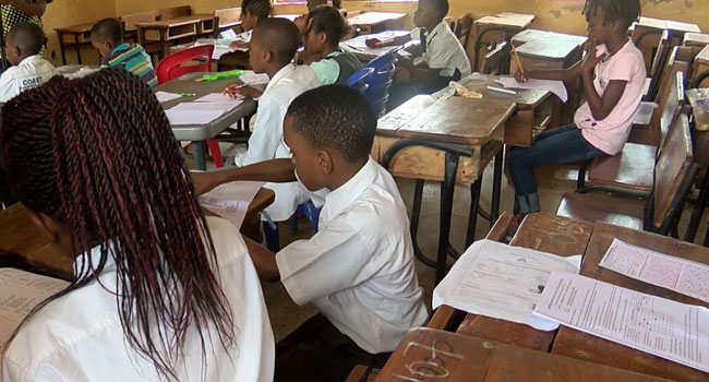 FG Restates Plans To Reduce Number Of Out-Of-School Children