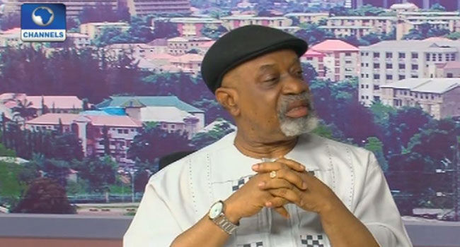 We Need More Doctors, We Don't Have Enough – Nigerians Reply Chris Ngige