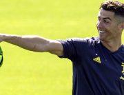 Champions League: Ronaldo Returns For Juventus Against Ajax
