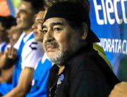 Maradona To Quit Job At Mexican Club Dorados Over 'Referee Bias'