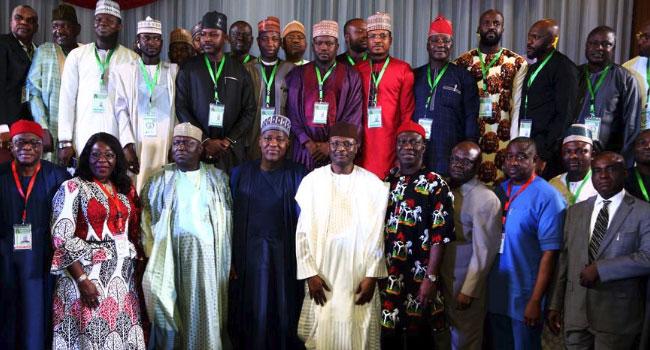 We Are Ambassadors Not Exclusive Elite Club Members – Dogara Tells Senators, Reps Elect