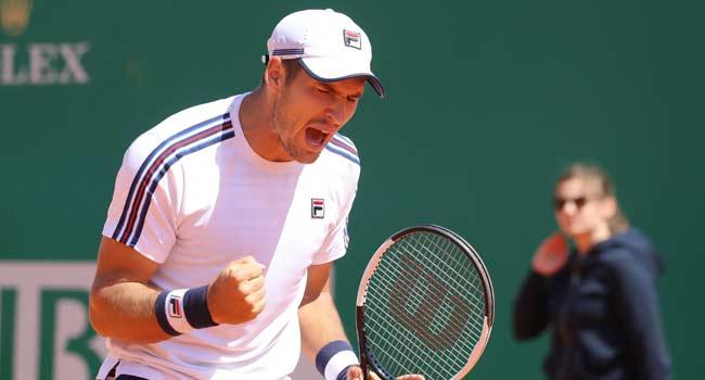 Lajovic Defeats Medvedev To Reach Monte Carlo Final