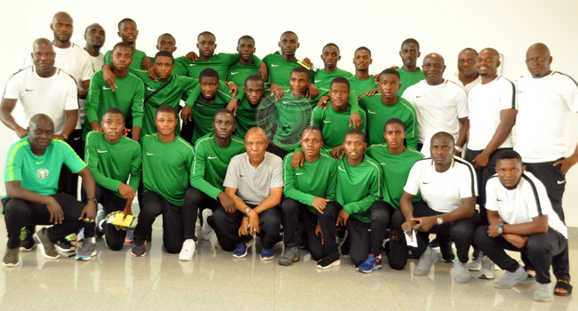 U17 AFCON: Eaglets Target World Cup Ticket With Victory Against Angola