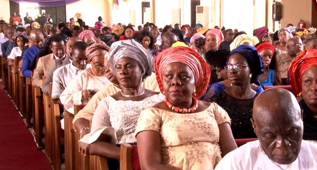 Christians Celebrate Easter Across Nigeria