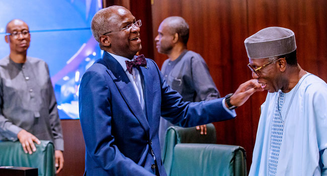 Sanwo-Olu Celebrates 'Lagos Pride' Fashola At 58