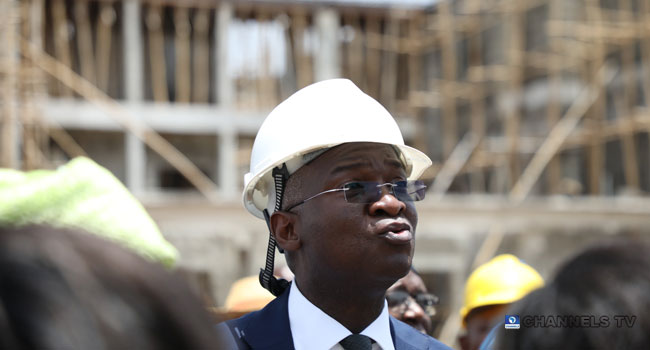 Why There's Been A Delay In Delivery Of Road Projects – Fashola