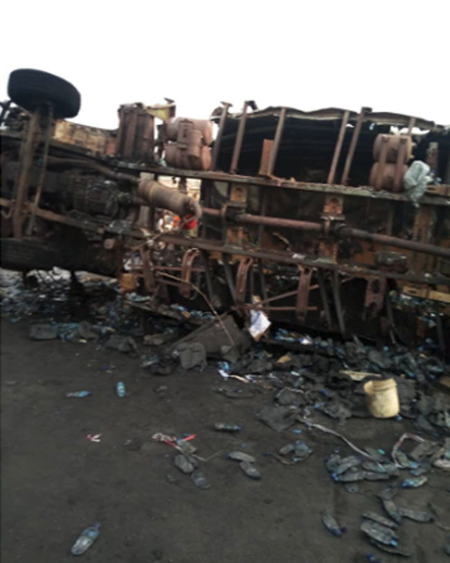 11 Killed, Several Injured As Tanker Explodes In Gombe - Channels Television 2